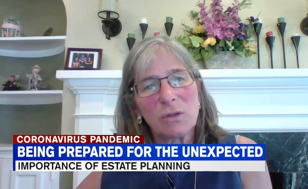 Mary Powers discusses preparing for the unexpected